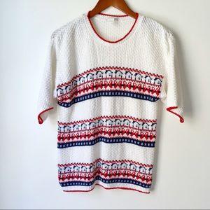 Vintage Knit Tunic
